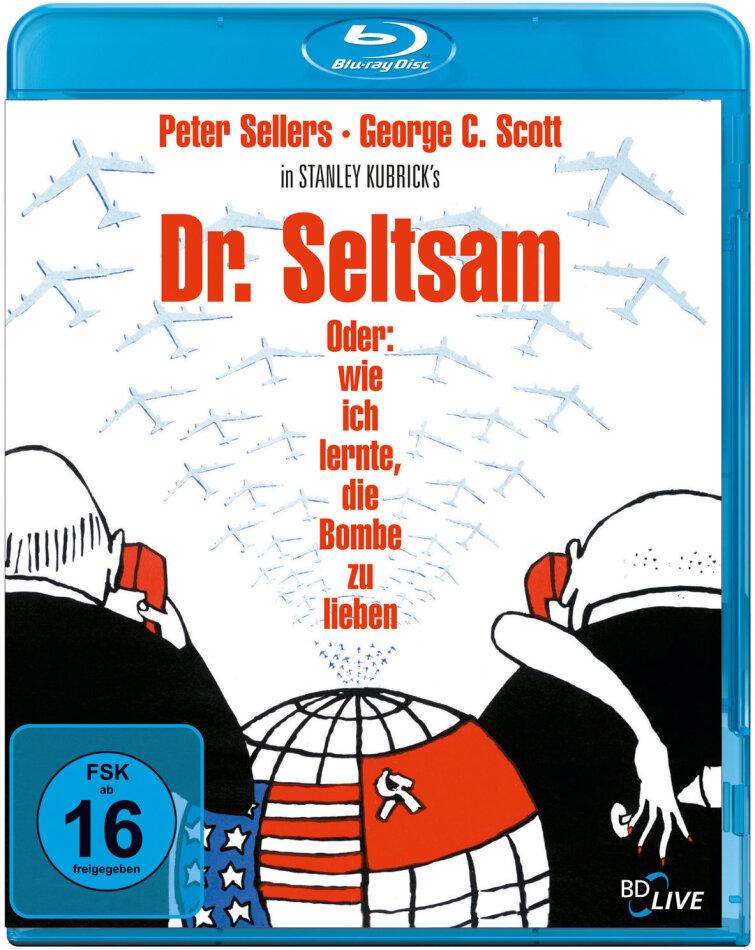 Dr. Seltsam oder wie ich lernte die Bombe zu lieben (1964) (s/w)