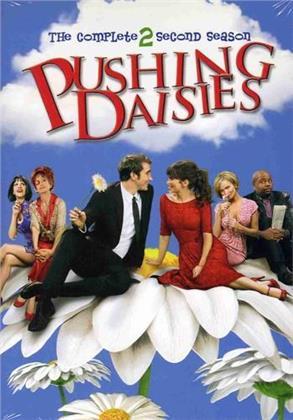 Pushing Daisies - Season 2 (4 DVDs)