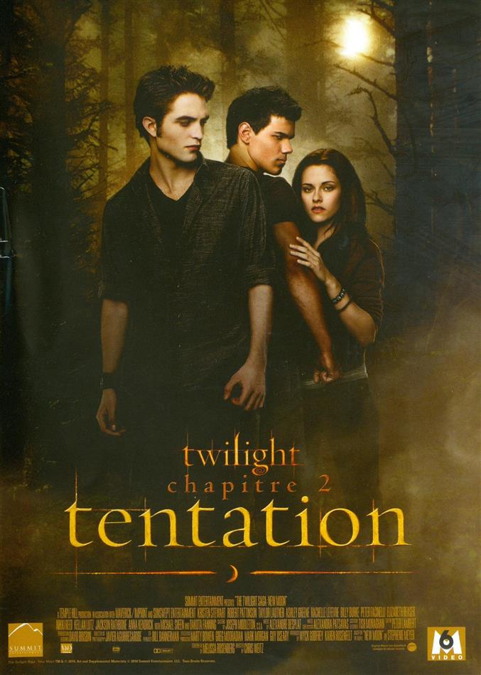 Twilight - Chapitre 2 : Tentation (2009)