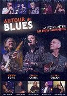 Various Artists - Autour du blues - La rencontre au New Morning