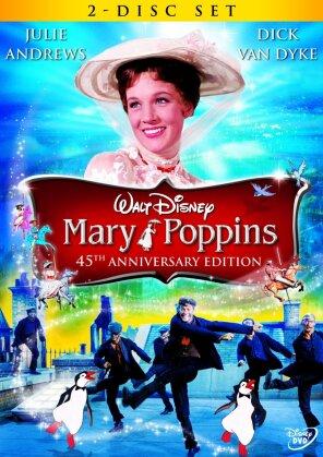 Mary Poppins (1964) (Jubiläumsedition, 2 DVDs)