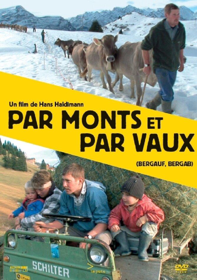 Par Monts et par Vaux - Bergauf, bergab
