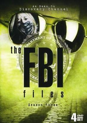 The FBI Files - Season 3 (4 DVDs)