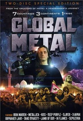 Global Metal (Special Edition, 2 DVDs)