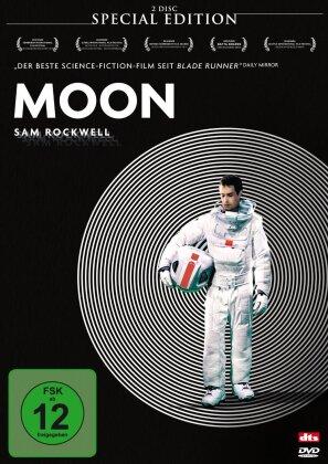 Moon (2009) (Edizione Speciale, 2 DVD)