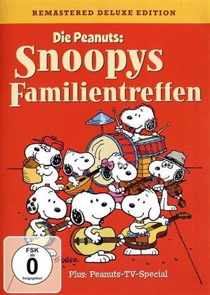 Die Peanuts - Snoopys Familientreffen (Deluxe Edition, Versione Rimasterizzata)