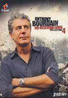 Anthony Bourdain - No Reservations - Collection 4 (3 DVDs)