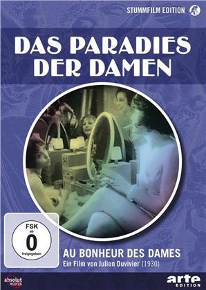 Das Paradies der Damen - Stummfilm (s/w)