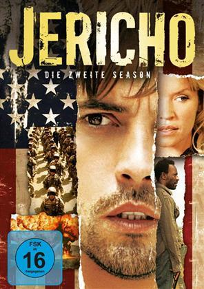 Jericho - Der Anschlag - Staffel 2 (2 DVDs)