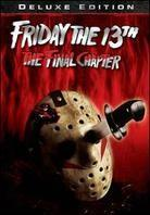 Friday the 13th - The Final Chapter (1984) (Deluxe Edition)