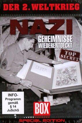 Der 2. Weltkrieg - Nazi - Geheimnisse wiederentdeckt (Steelbook)
