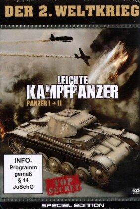 Der 2. Weltkrieg - Leichte Kampfpanzer - Panzer 1 & 2 (Steelbook)