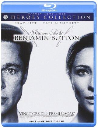Il curioso caso di Benjamin Button (2008) (2 Blu-ray)