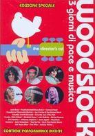 Various Artists - Woodstock (Director's Cut, Edizione Speciale, 4 DVD)