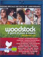 Various Artists - Woodstock (Director's Cut, Edizione Speciale)