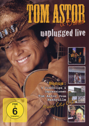 Tom Astor - Unplugged Live