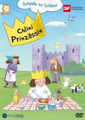 Chlini Prinzässin - Vol. 5 - Schpiele im Schloss