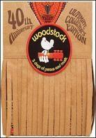 Various Artists - Woodstock (40th Anniversary Ultimate Collectors Edition - 3 DVDs)