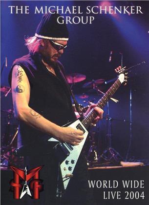 Schenker Michael - World wide live 2004 (Edizione Limitata, DVD + CD)