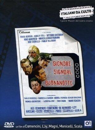 Signore e signori, buonanotte - (Italiani da culto) (1976)
