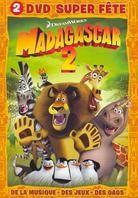 Madagascar 2 (2008) (Édition Collector, 2 DVD)