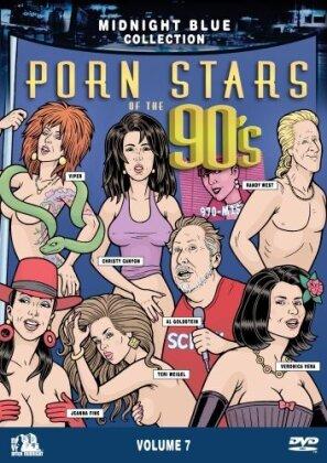 Midnight Blue 7 - Porn Stars of the 90's