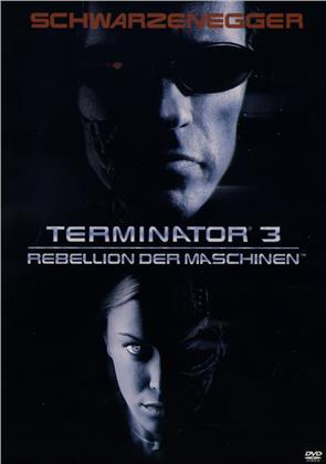 Terminator 3 - Rebellion der Maschinen (2002) (Steelbook)
