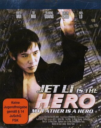 Jet Li is the Hero (Steelbook)