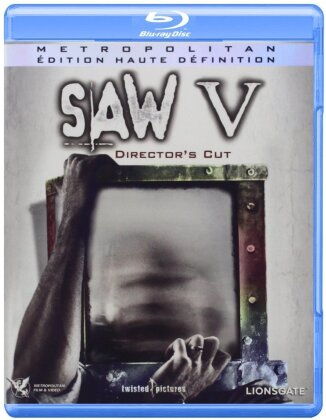 Saw 5 (2008) (Director's Cut)