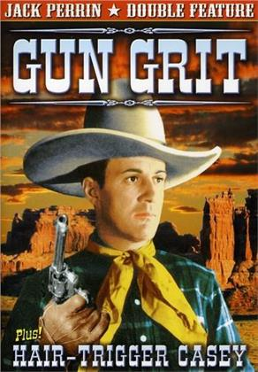 Jack Perrin Double Feature - Gun Grit / Hair-Trigger Casey