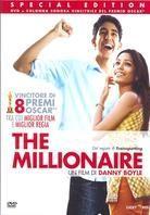 The Millionaire (2008) (DVD + CD)