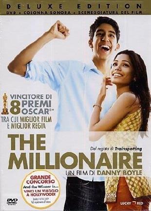 The Millionaire (2008) (DVD + CD + Buch)