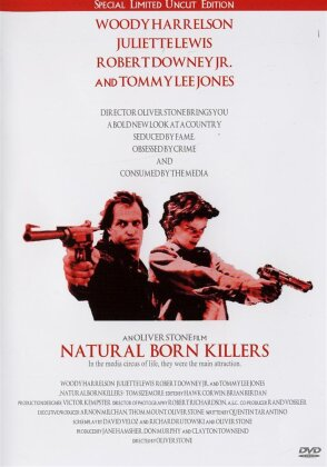 Natural Born Killers (1994) (Limited Special Edition, Uncut)