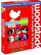 Various Artists - Woodstock - 3 jours de musique et de paix (2 Blu-rays)
