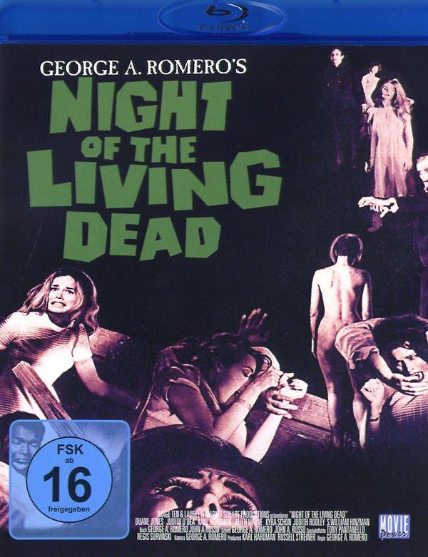 Die Nacht der lebenden Toten (1968) (Horror Movie Collection, s/w)