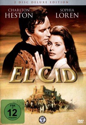 El Cid (1961) (Deluxe Edition, 2 DVD)