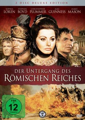 Der Untergang des römischen Reiches (1964) (Deluxe Edition, 2 DVDs)