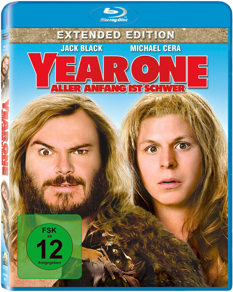 Year One - Aller Anfang ist schwer (2009) (Extended Edition)