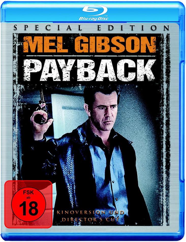 Payback - Zahltag (1999) (Director's Cut, Kinoversion, 2 Blu-rays)