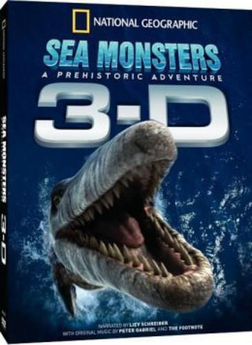Sea Monsters - A Prehistoric Adventure 3D (Widescreen)
