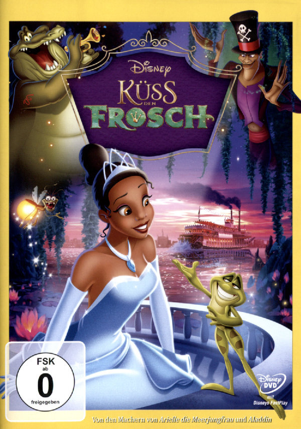 Küss den Frosch (2009) (Special Collection)