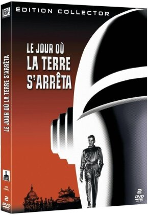 Le jour ou la terre s'arrêta (1951) (s/w, Collector's Edition, 2 DVDs)