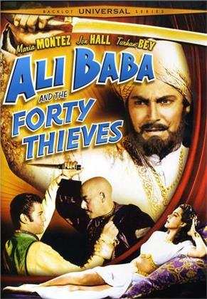 Ali Baba and the Forty Thieves (1944) (Remastered)