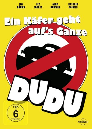 Dudu - Ein Käfer geht auf's Ganze
