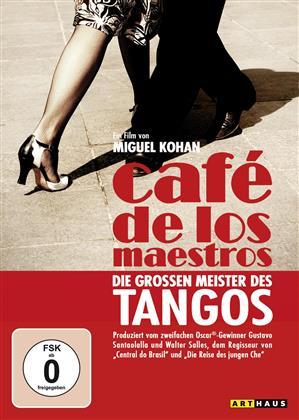 Café de los Maestros - Die grossen Meister des Tangos (Arthaus)