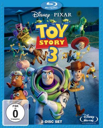 Toy Story 3 (2010) (2 Blu-rays)