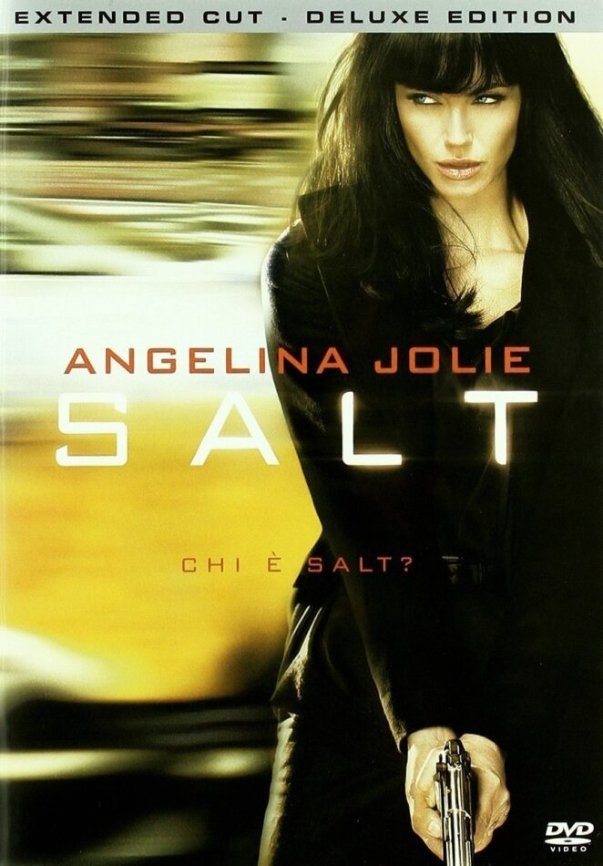 Salt (2010) (Extended Cut, Deluxe Edition)