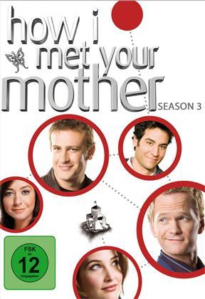 How I met your mother - Staffel 3 (3 DVDs)