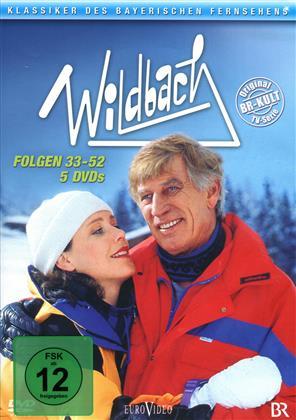 Wildbach - Folgen 33-52 (5 DVDs)