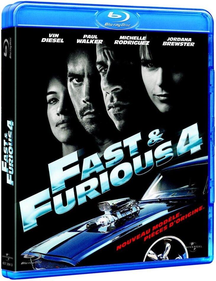 Fast & Furious 4 - Nouveau modèle. Pièces d'origine. (2009)